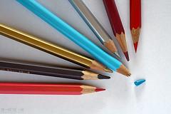Ahi! (Promix The One) Tags: rosso azzurro colori marche arancione marrone oro argento canoneos1dsmarkii punte pastelli tamronspaf90f28dimacro monsampolodeltrontoap pastellospuntato