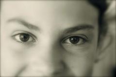sguardo (gesso* ) Tags: occhi sguardo gesso 2012