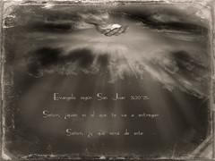Evangelio según San Juan 21,20-25.  Obra padre Cotallo.HDR 1