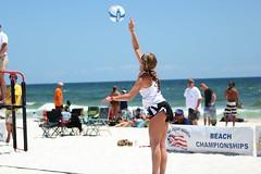 2012 AVCA Collegiate Sand Volleyball Championships (ebouscher) Tags: championship sand gulf volleyball championships ncaa shores collegiate inaugural avca