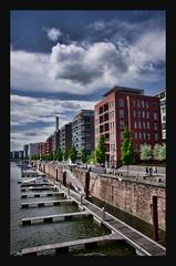FFM Westhafen (Markus Lenhart) Tags: photoshop am pentax frankfurt main 1750 tamron hdr westhafen markus k5 topaz lenhart