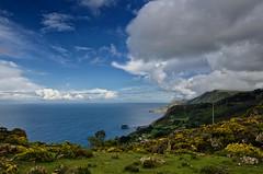 Inmensidad... (Eduardo Regueiro) Tags: españa seascape primavera clouds coruña seacliffs atlantico acantilados cedeira cariño ortegal bujia d7000 eduardoregueiro