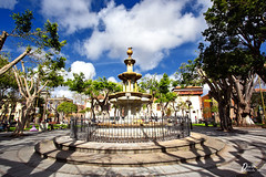 Plaza del Adelantado (Dominic Dhncke) Tags: plaza espaa canon islands la spain canarias tenerife canary laguna dominic 1740l adelantado 5d2 daehncke dhncke