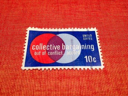 collective bargaining! by untitledprojects, on Flickr
