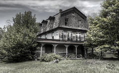 The Alpine Hotel (scottnj) Tags: ny abandoned hotel explore alpine catskills explored scottnj thealpinehotel scottodonnellphotography