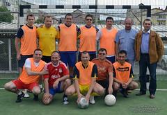 26 Mai 2012 » Cupa Băncilor la Fotbal