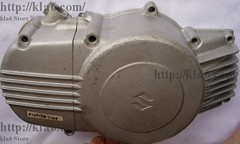 Suzuki T125 Tutup Kalter Kanan / Right Crankshaft Cover (kla6kla6) Tags: new parts motorcycles right part cover motorcycle suzuki baru genuine asli crankshaft kanan tutup kalter t125 kla6