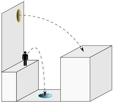 threeA - Companion Cube Square