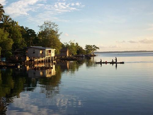 Solomon lagoon
