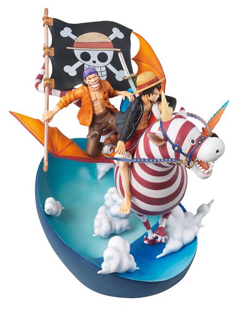 One Piece海賊王Desktop Real McCoy系列第三彈