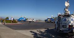019 The News Crews Gather (saschmitz_earthlink_net) Tags: venus transit 2012 newsvans