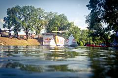 _65D0495 (Lenart Zore) Tags: red wet water sport fly wings energy bull ljubljana redbull skydiver zore flugtag ljubljanica lenart lenartzore lenartzorecom
