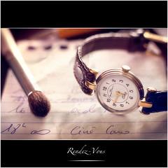 Rendez-vous (AKfoto.fr) Tags: macro watch montre hanimex 550d strobist t2i yn560