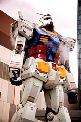 Venting (eatRICEtoday) Tags: anime japan giant japanese tokyo robot odaiba gundam mecha mech