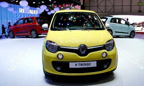 Renault  3 Twingo