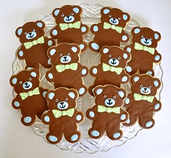 Baby Shower Bears