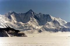Antartic Mountains