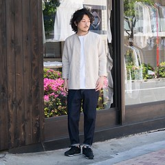 May 04, 2016 at 02:02PM (audience_jp) Tags: fashion japan shop tokyo audience snap  kouenji  coordinate   ootd nowavailable       audienceshop   aud1804 upscapeaudience
