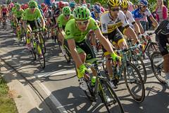 Giro 3 (stevefge (away travelling)) Tags: street people netherlands sport yellow race nijmegen cycling candid nederland bikes bicycles giroditalia nederlandvandaag reflectyourworld