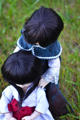 112 (ruppychan) Tags: ball dark doll 14 chibi des elf bjd soo sarang fairyland joint desu littlefee