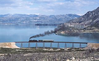 The bridge at Eğirdir