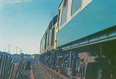 Photo of 40135 Colwyn Bay 29th August 1984.