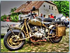 Oldtimertreffen in Schöneiche bei Berlin - BB (Peterspixel from Peter Althoff) Tags: bmw motorcycle dnepr bsa nsu simson motorrad ifa zündapp motocyclette мотоцикл днепр birminghamsmallarmscompany wehrmachtsgespann awo425 nsumotorenwerke