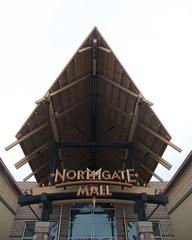 Entering Northgate (Frank Fujimoto) Tags: seattle architecture wa p366