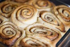 Cinnamon Swirls (Dan Fegent) Tags: food cooking cakes baking yummy yum oven tea cook tasty homemade ingredients taste bake bun baked foody foodie cinnamonswirl cinnamonswirls