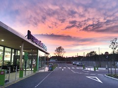 Photo of Freshwater Co-op sunset