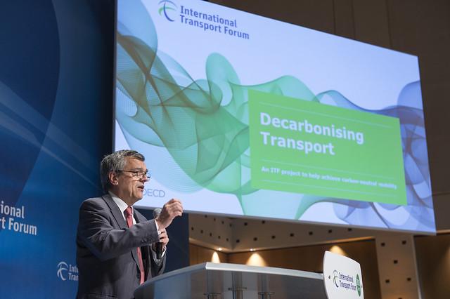 José Viegas launches Decarbonising Transport