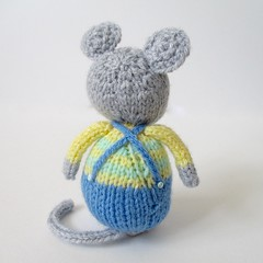 The Worlds Best Photos of knitted and mice - Flickr Hive Mind
