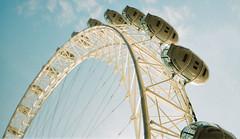 London-Eye-2 (Bora Horza) Tags: london film londoneye ferriswheel analogue bigwheel riverthames tomography sprocketrocket