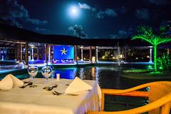Dinner Moonlight (Jorge Hamilton) Tags: bahia brasil brazil praia do forte arco ris rainbow lua luar farol beach moolight jorgehamilton brandao brando