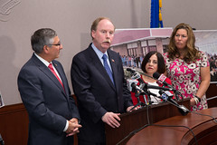 A Press Conference 2016-05-25 DMV Motor Voter (13 of 17) (srophotos) Tags: state senator westport redding len danbury sherman bethel weston wilton newcanaan ridgefield fasano newfairfield statesenatortoniboucher statesenatormichaelmclachlan ctdmvmotorvoter