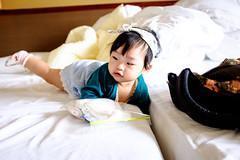 ai ya...... . (Steve Wan^_______________,^) Tags: trip family love june hotel may fujifilm okinawa familytrip okinawan 2016 daiwa    x100t