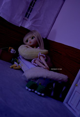 Good Night ~ | Pullip Paja (Kumo~Milk^^) Tags: 2005 original doll stock hana groove pullip paja junplanning stockoutfit