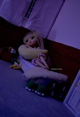 Good Night ~ | Pullip Paja (Kumo~Milk^^) Tags: 2005 original doll stock hana groove pullip paja junplanning stockoutfit
