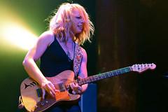 "Samantha Fish, ""Fish-o-Caster"" (Ian E. Abbott) Tags: samanthafish bluesguitar bluesrock delaneyguitars fishocaster guitarlove greatamericanmusichall livemusic sanfranciscomusic bayareamusic guitarplayer playingguitar electricguitar"