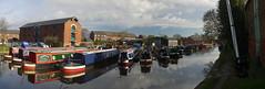 Shardlow Canal Basin (Worthing Wanderer) Tags: canal spring derwent derbyshire sunny april derby trentandmerseycanal shardlow derwentvalleyheritageway