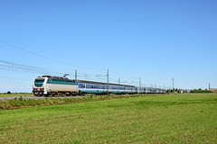 E403 009 (Paolo Brocchetti) Tags: ic nikon rail piemonte bahn treno maggio trenitalia ferrovia 2016 1685 e403 d7200 paolobrocchetti