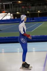 A37W0394 (rieshug 1) Tags: ladies sport skating worldcup groningen isu dames schaatsen speedskating kardinge 1000m eisschnelllauf juniorworldcup knsb sportcentrumkardinge worldcupjunioren kardingeicestadium sportstadiumkardinge