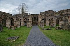 Cryptoportique de Bavay -  Nord (Vaxjo) Tags: forum muse nordpasdecalais bavay hautsdefrance