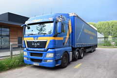 Jager Transport International MAN TGX XLX BO EJ 8888 (5asideHero) Tags: man transport international german trucks bo ej jager 8888 xlx 26480 tgx