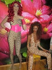 Mannequins (capricornus61) Tags: portrait art home window face shop female model doll mannequins display body feminine indoor dummy figur puppe