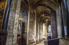 Church Of Saint-Leu-Saint-Giles (gr8fulted54) Tags: paris nikon hdr on1 photomatix tonemapped d5100