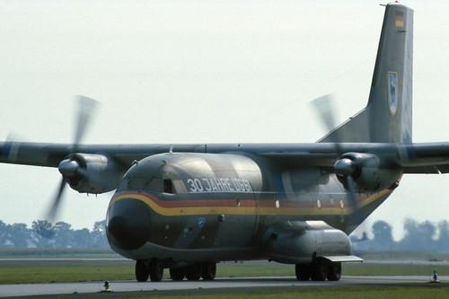 Transall C-160 Luftwaffe LTG-61