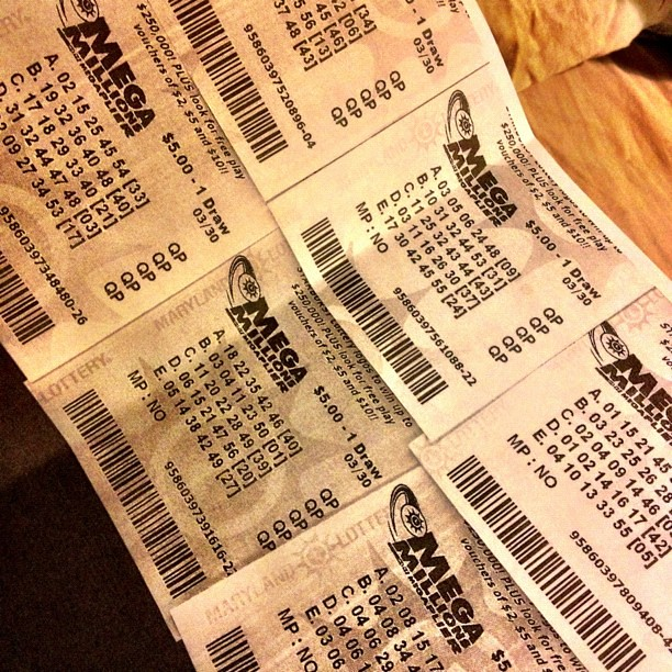 You still got a chance to become the $650+ million dollar lottery winner. Pool your sources and split the big pot. My hubby surprise me with a slew of tickets. He used his lunch money, god bless his heart. I kept telling him pick up a ticket. You never kn