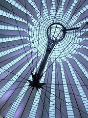 Sony Center roof