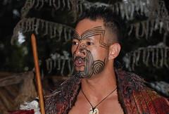 Rotorua - Tamaki Maori village (OurPhotoWork) Tags: show travel newzealand dinner rotorua explore nz northisland maori tamaki dinnershow showdinner nz2011 ourphotowork